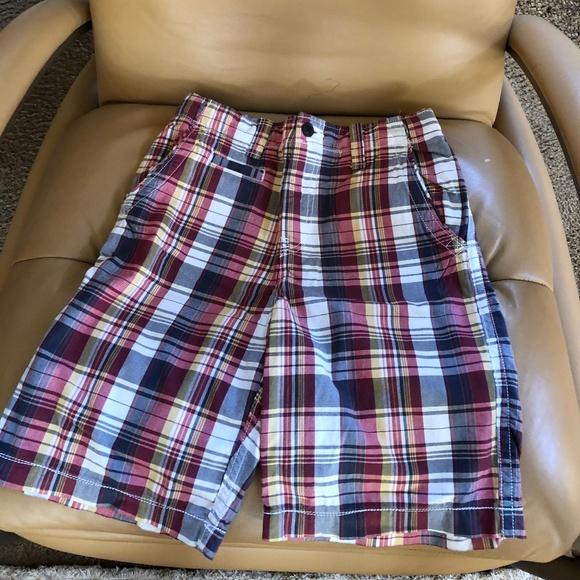 Gap Other - Gap Boys Plaid Shorts